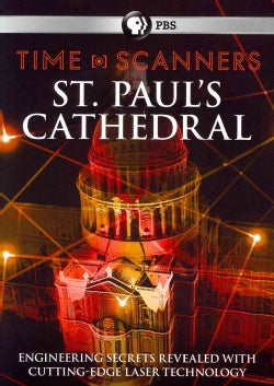 Time Scanners: St. Paul's Cathedral (DVD)