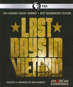 American Experience: Last Days in Vietnam (Blu-ray Disc)