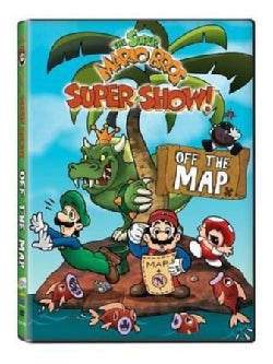 Super Mario Brothers Super Show!: Off The Map (DVD)