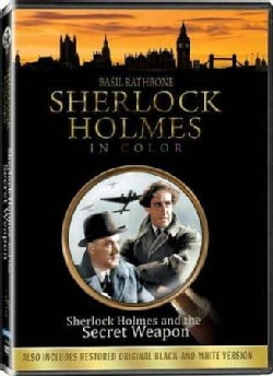Sherlock Holmes and the Secret Weapon (DVD)