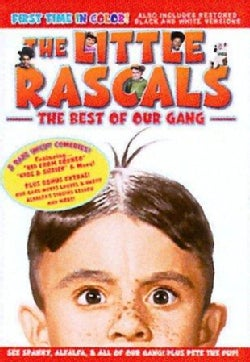 The Little Rascals: Best of Our Gang (DVD)
