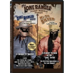 The Lone Ranger Double-Barreled Feature (DVD)