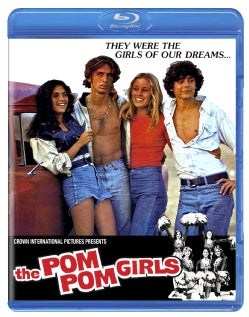 The Pom Pom Girls (Blu-ray Disc)