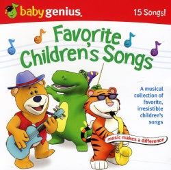 BABY GENIUS - BABY GENIUS FAVORITE CHILDREN SONGS