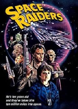 Space Raiders (DVD)
