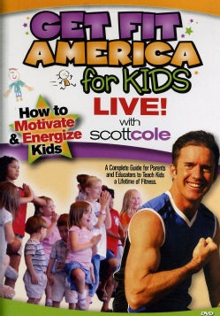 Get Fit America For Kids: Live (DVD)