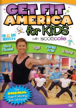 Get Fit America for Kids Workout (DVD)