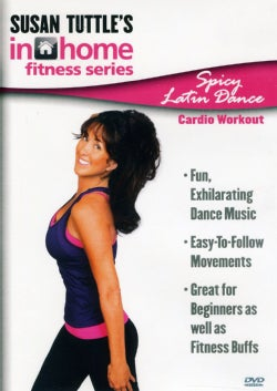 Susan Tuttle: Spicy Latin Dance Cardio Workout (DVD)