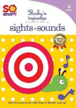 So Smart!: Baby's Beginnings: Sights & Sounds (DVD)