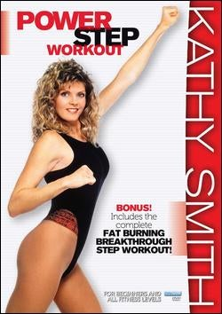 Kathy Smith: Power Step Workout (DVD)