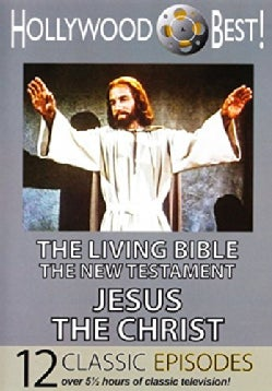Hollywood Best!: The Living Bible: The New Testament: Jesus the Christ (DVD)