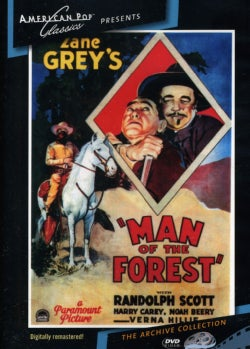 Man Of The Forest (DVD)