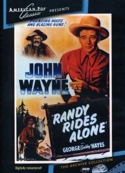 Randy Rides Alone (DVD)