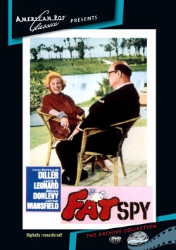The Fat Spy (DVD)