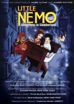 Little Nemo: Adventures In Slumberland (DVD)