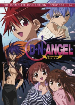 DNAngel The Complete Series Boxset (DVD)