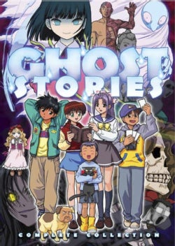 Ghost Stories: Complete Collection (DVD)