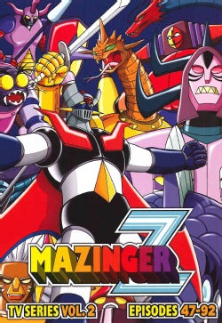 Mazinger Z TV Series Part 2 (DVD)