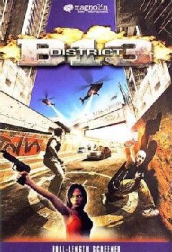 District B13 (DVD)