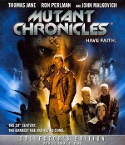 Mutant Chronicles (Blu-ray Disc)