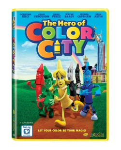 The Hero Of Color City (DVD)