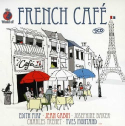 Various - French Cafe