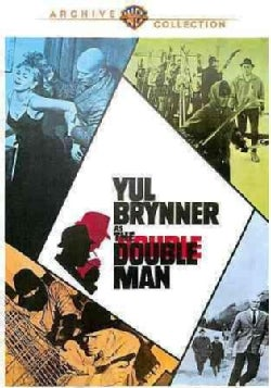 The Double Man (DVD)