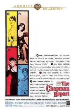 The Chapman Report (DVD)