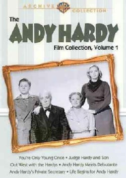 The Andy Hardy Collection: Volume 1 (DVD)