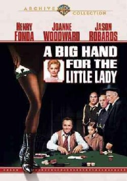 A Big Hand For A Little Lady (DVD)
