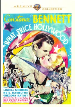What Price Hollywood? (DVD)