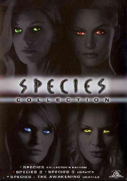 Species Collection (DVD)
