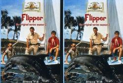 Flipper: The Original Series Season 2 (DVD)