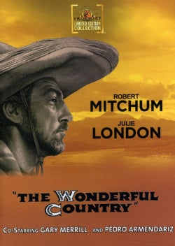 The Wonderful Country (DVD)