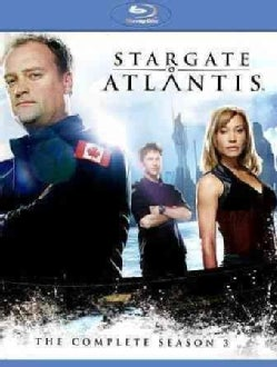 Stargate Atlantis: Season 3 (Blu-ray Disc)