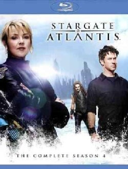 Stargate Atlantis: Season 4 (Blu-ray Disc)
