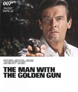 The Man With The Golden Gun (Blu-ray Disc)