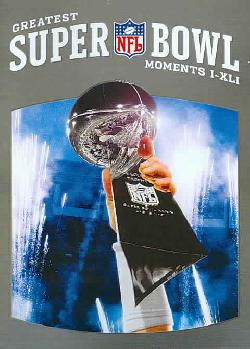 NFL Greatest Super Bowl Moments: XLI Update (DVD)