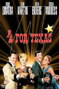4 for Texas (DVD)