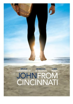 John From Cincinnati: The Complete First Season (DVD)