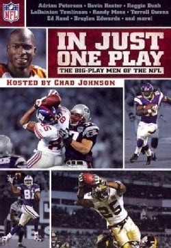 NFL: In Just One Play (DVD)
