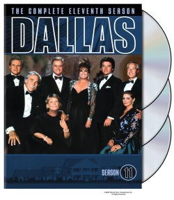 Dallas: The Complete Eleventh Season (DVD)