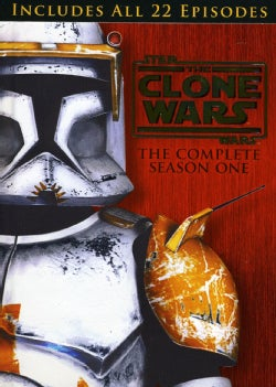 Star Wars: The Clone Wars Season One (DVD)