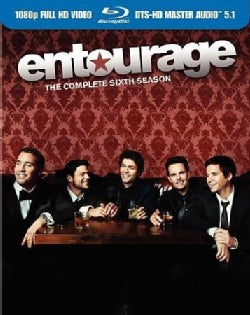 Entourage: The Complete Sixth Season (Blu-ray Disc)