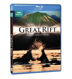 The Great Rift (Blu-ray Disc)