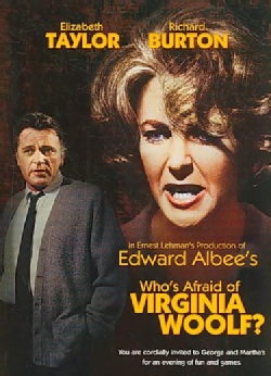 Who's Afraid Of Virginia Woolf? (DVD)