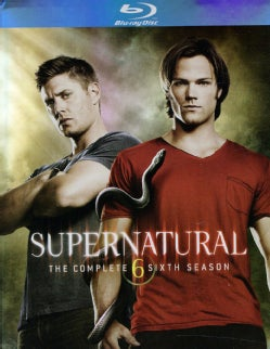 Supernatural: The Complete Sixth Season (Blu-ray Disc)