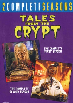 Tales from the Crypt: The Complete Seasons 1 & 2 (DVD)