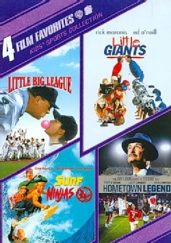 4 Film Favorites: Kids Sports (DVD)