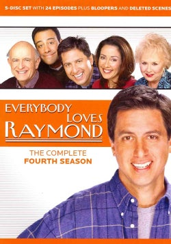 Everybody Loves Raymond: The Complete Fourth Season (DVD)